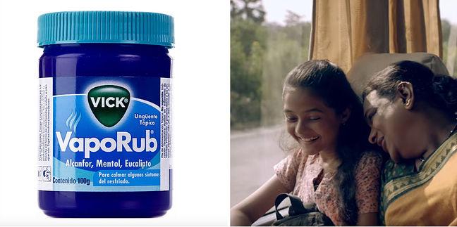 Vicks VapoRub commercial